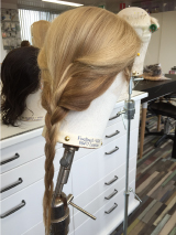 Handgeknoopt Haarwerk